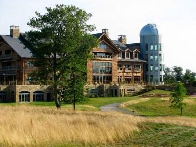 Primland Resort Meadows of Dan, Virginia