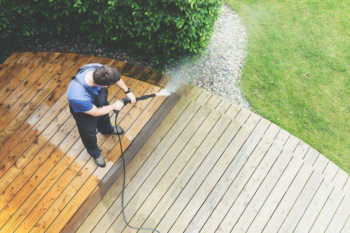 Starting a Mobile Power Washing Service As a Home Business
