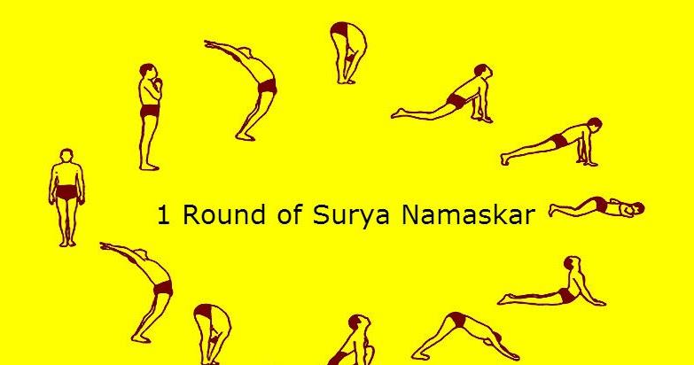 84 Yoga Asanas Poster