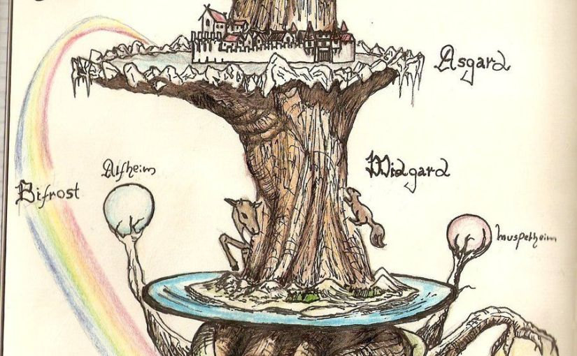 Decoding The Yggdrasil – It's The Kundalini Key