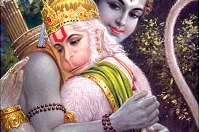 Decoding The Hindu Mace of Hanuman As The Kundalini Key