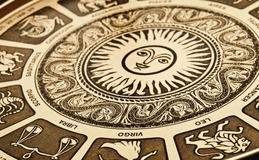 A Glimpse Of Astrology Signs And Meanings