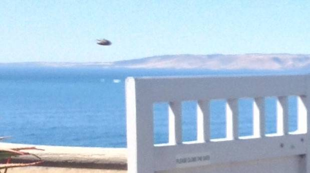 UFO sighting at Cape Willoughby Lighthouse, Kangaroo Island