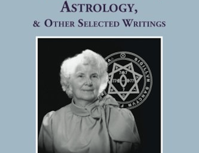 The Thoth Tarot, Astrology, & Other Selected Writings | The Hermetic Library Blog