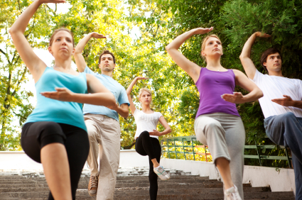 The active ingredients of tai chi