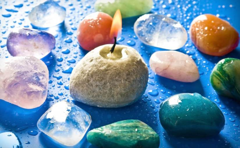 Heal the mind, body and spirit with Crystal Healing…