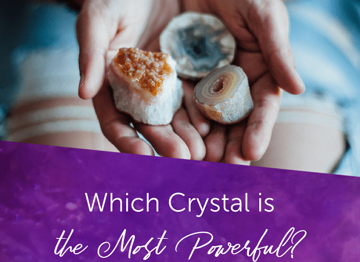 Which Crystal is the Most Powerful? – Hibiscus Moon Crystal Academy | Crystal Healing | Crystal Healer | Crystal Therapy | Certified Crystal Healer | Crystal Grids | Crystal Healing Course