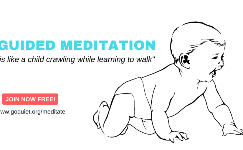 How Guided Meditation works and creates noise in your mind which is bad for you?