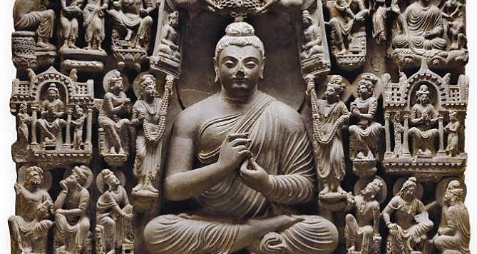 Mystery in History -Visualization of Miracles of Buddha in Shravasti