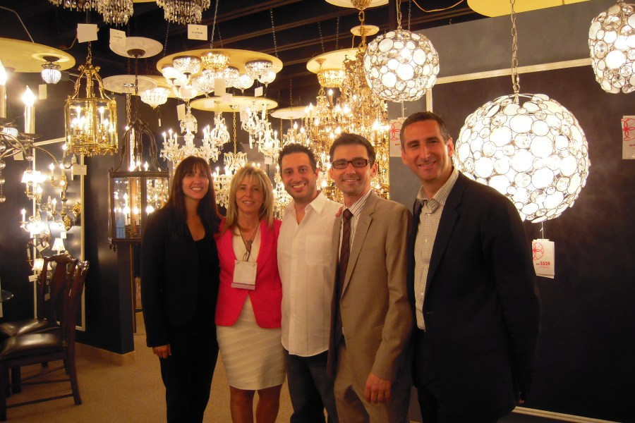 Prima Lighting Named 2011 Retailer of the Year by Crystorama