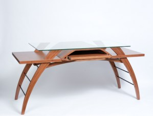 Earth's Friend Furniture is engineered in sustainable solid bamboo