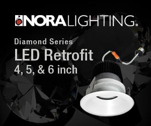Nora Lighting LED Retrofit