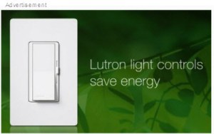 Lutron Light Controls Save Energy