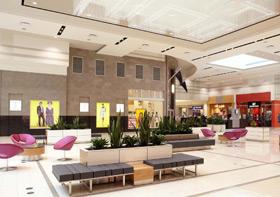 Meyda & Cooper Lighting Add Sparkle to Quebec Mall's Redesign