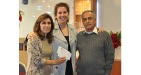 Nora Lighting Donates to Vista Del Mar Children's Org.