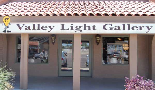 Valley Light Gallery Lighting Up Phoenix
