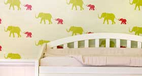 Climbing the Walls: The Art of Wallcoverings