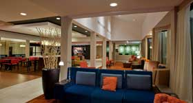 Cree Lighting: Courtyard by Marriott Conversion to LED lighting