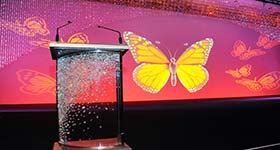 Swarovski Elements Sponsors 2012 ARTS Awards