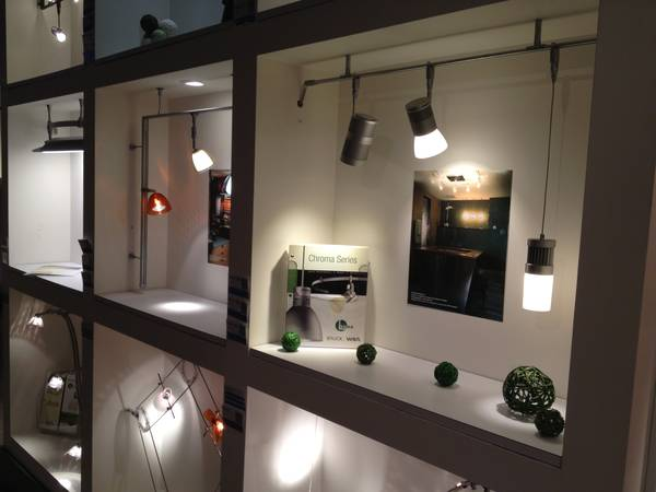 An Educated Bruck Lighting Showroom Is The BEST Lighting Showroom