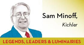 Leaders and Legends: Sam Minoff