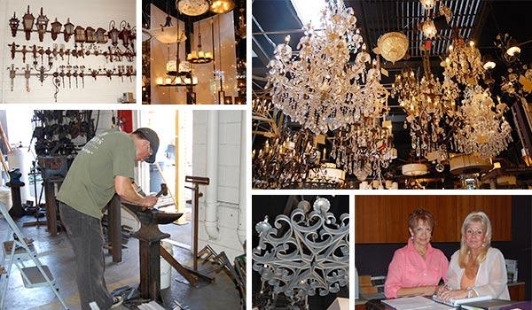 Retail Profile: Hinkley's Lighting Factory