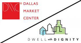 Dallas Market Center Continues Support of Dwell With Dignity
