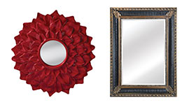 Home Decor: Mirrors