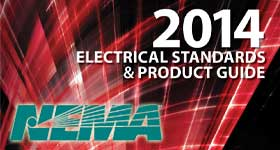 NEMA Publishes 2014 Edition of Standards & Products Guide