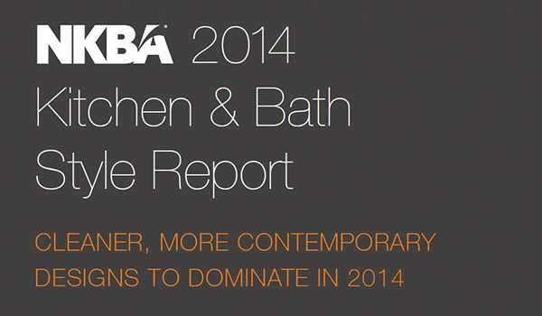 2014 Kitchen and Bath Trend Report