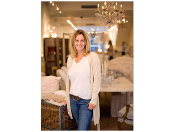 Shabby Chic's Rachel Ashwell to Appear at Dallas Market
