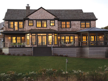 Glorious Sunset: A LEED-Accredited Home