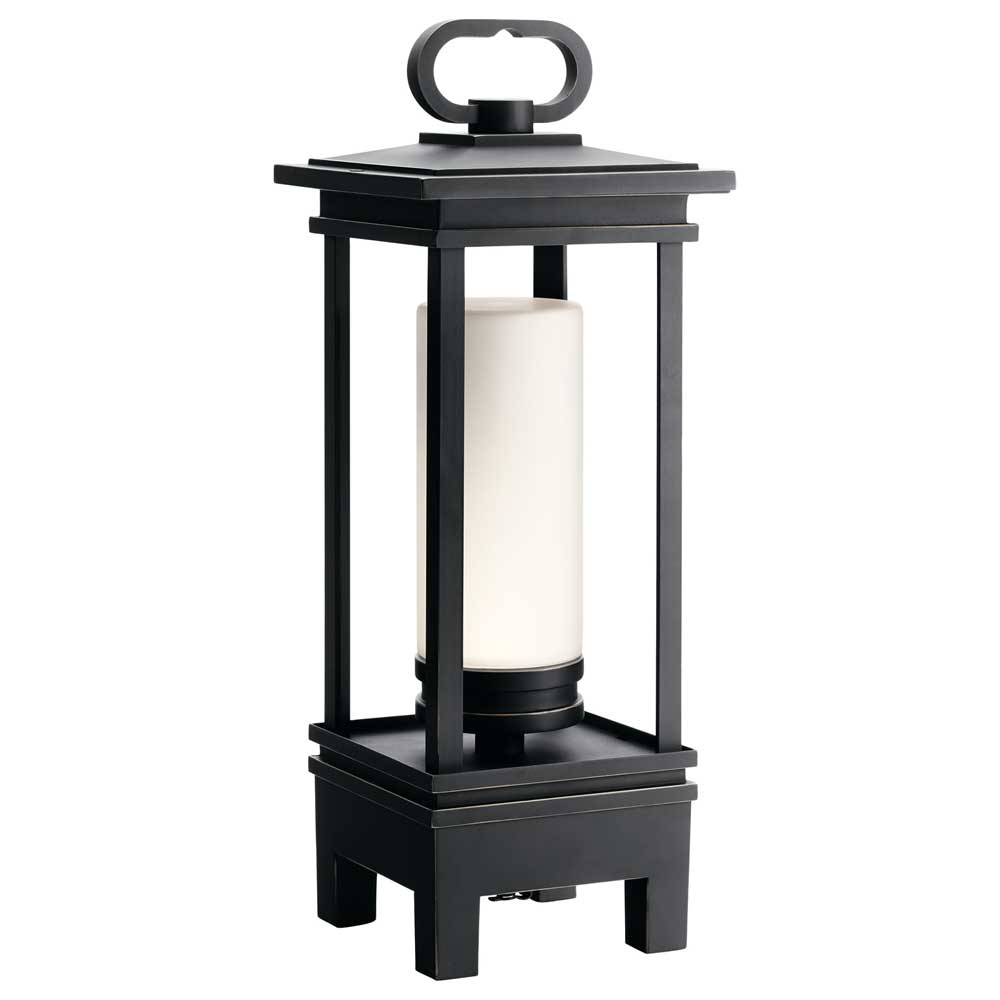 Kichler South Hope Portable Bluetooth Outdoor LED Lantern