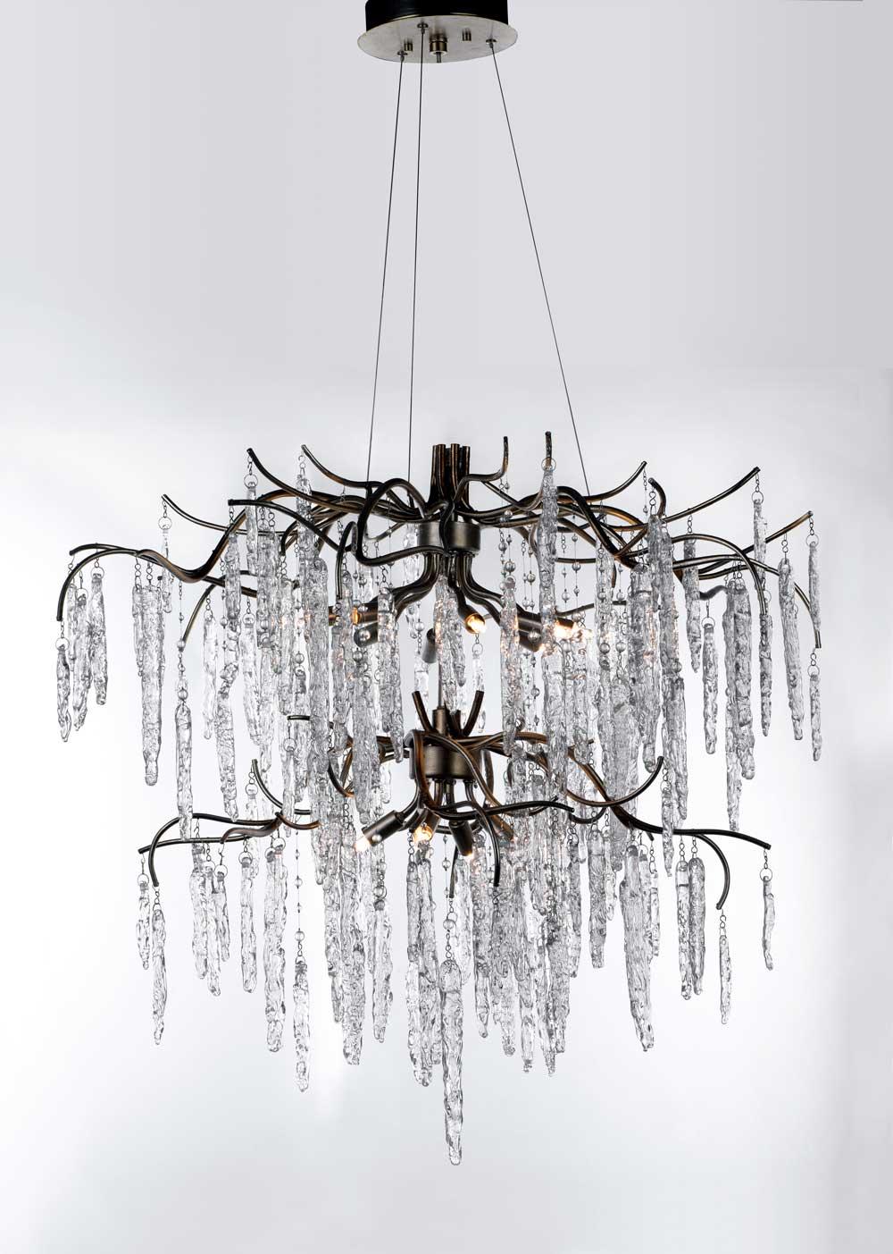 Maxim Lighting Crystal Forest