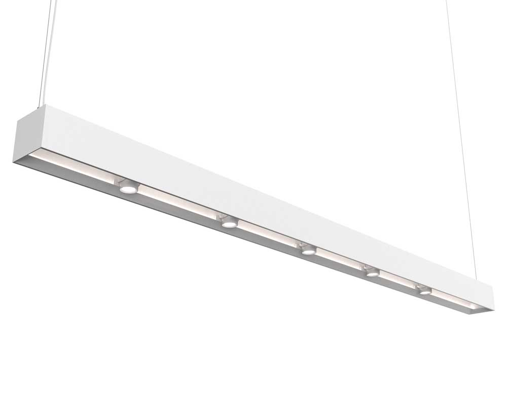 Tech Lighting ELEMENT LED Merge  Suspended Linear Channel