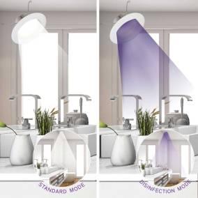 ellumi'stm disinfecting recessed retrofit light