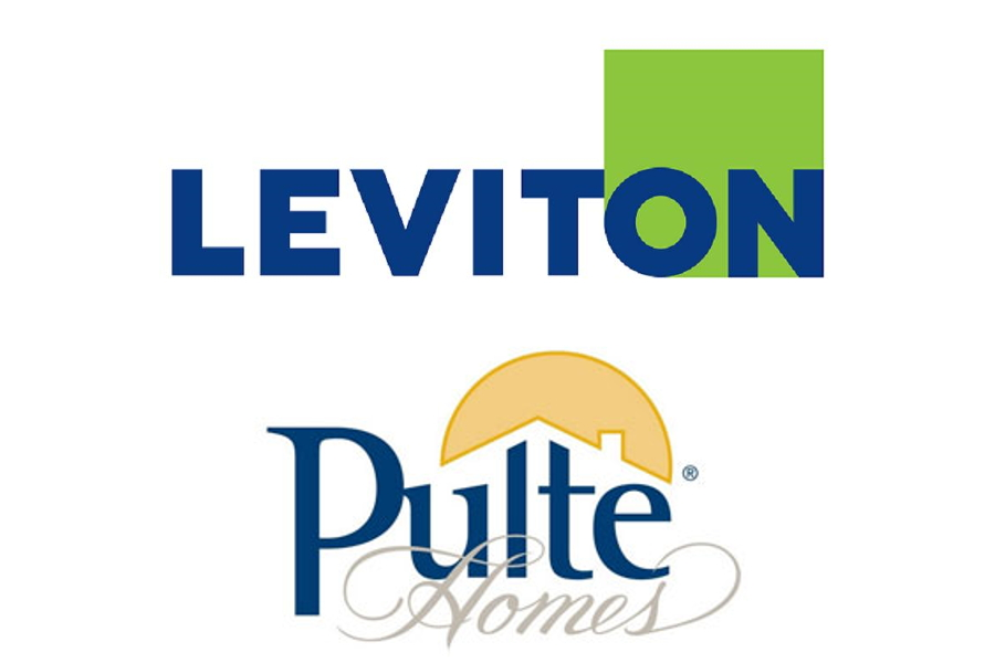 Leviton Partners with Pulte Homes