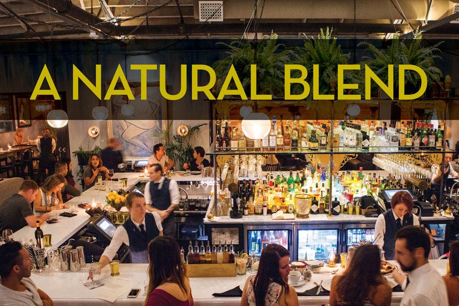 A Natural Blend