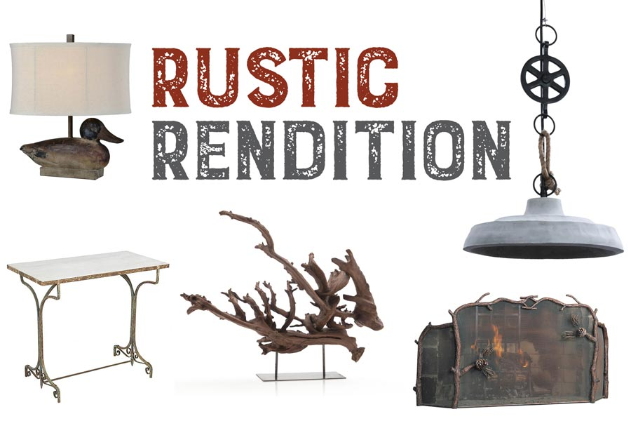 Rustic Rendition