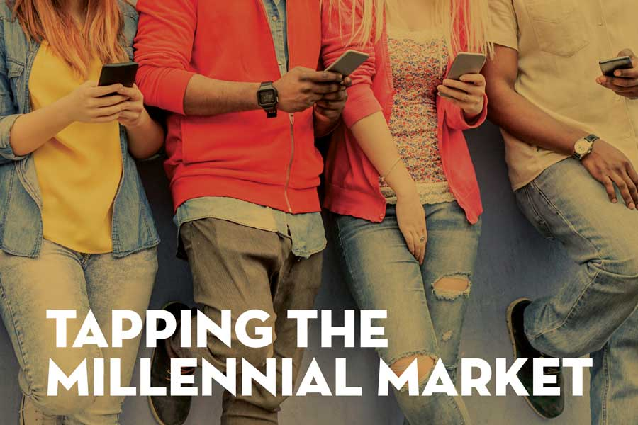 Tapping the Millennial Market