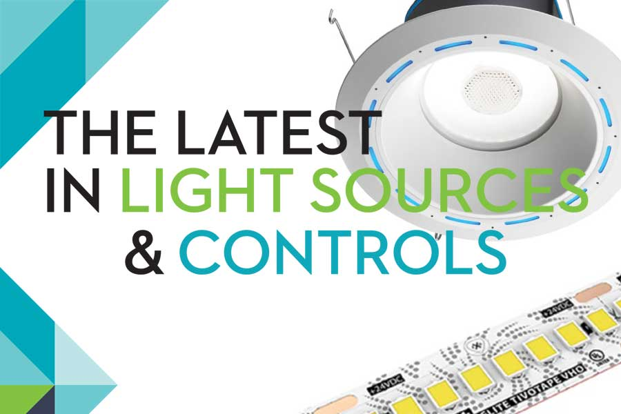 The Latest in Light Sources & Controls