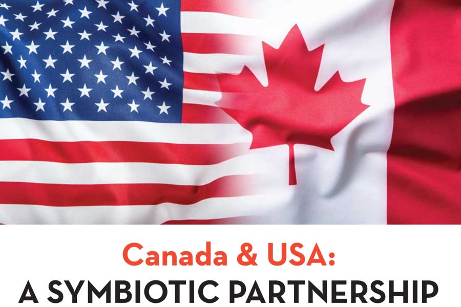 Canada & USA: A Symbiotic Partnership