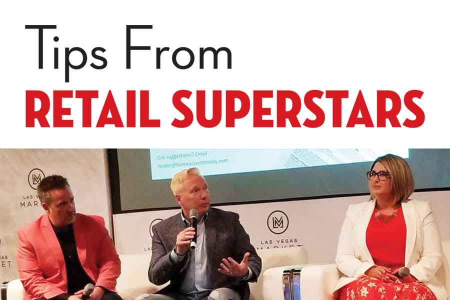 Tips From Retail Superstars