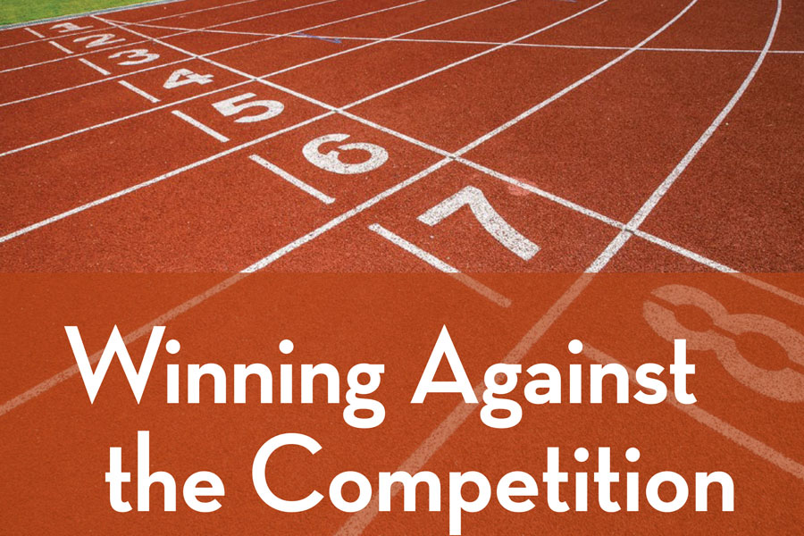 Winning Against the Competition - enLIGHTenment