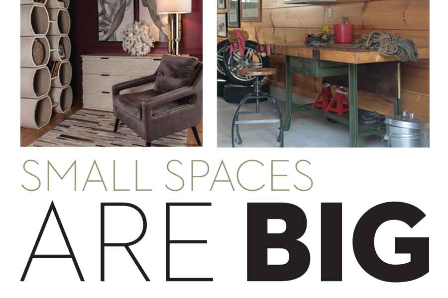 Small Spaces Are Big