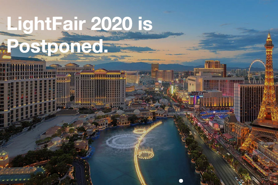 LightFair 2020 Postponed, But Stays in Vegas