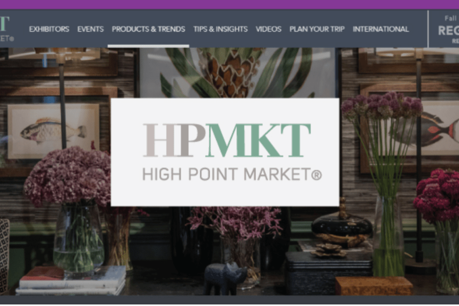 IMC Readies for Fall 2020 High Point Market, Includes Temporary Exhibits