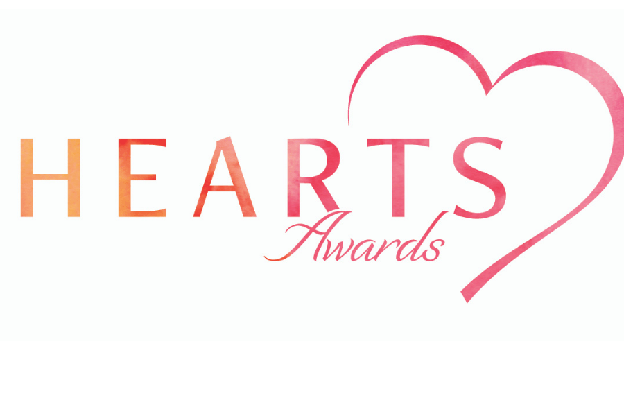 13 = Lucky Number for HEARTS Awards Honorees