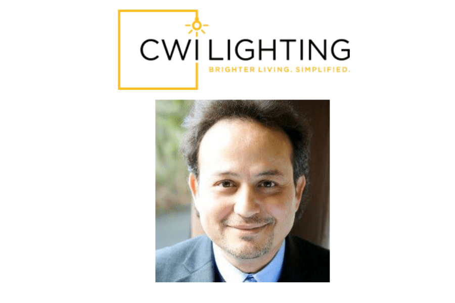 Maher Shaheen Promoted to Executive VP/Sales for CWI Lighting