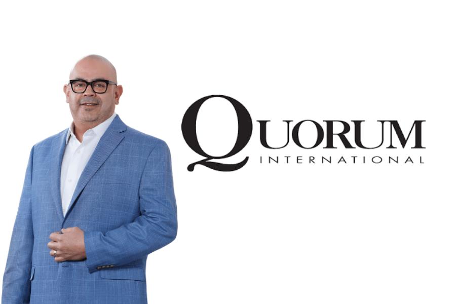 Quorum Int'l Promotes Jose Lopez to President